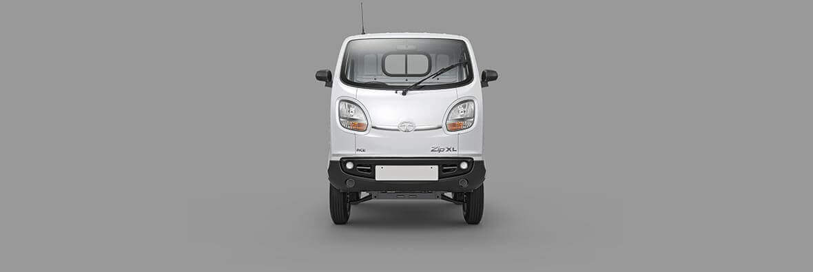 Tata Ace Zip Front View