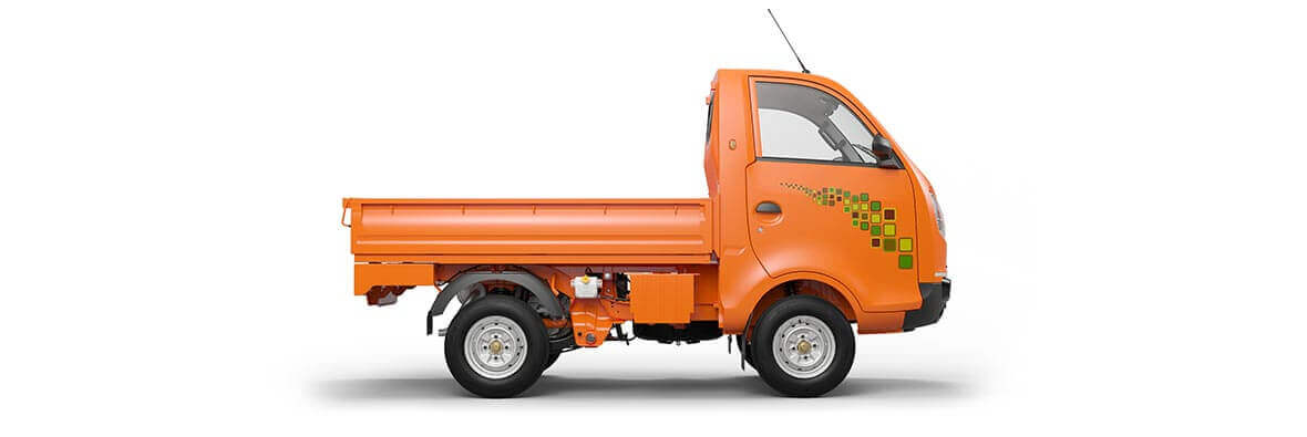 Tata Ace Zip Mini Truck Side View