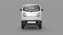 Tata Ace Zip Front ViewTata Ace Zip White Colour Front View