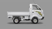 Tata Ace Zip XL Plain White small view