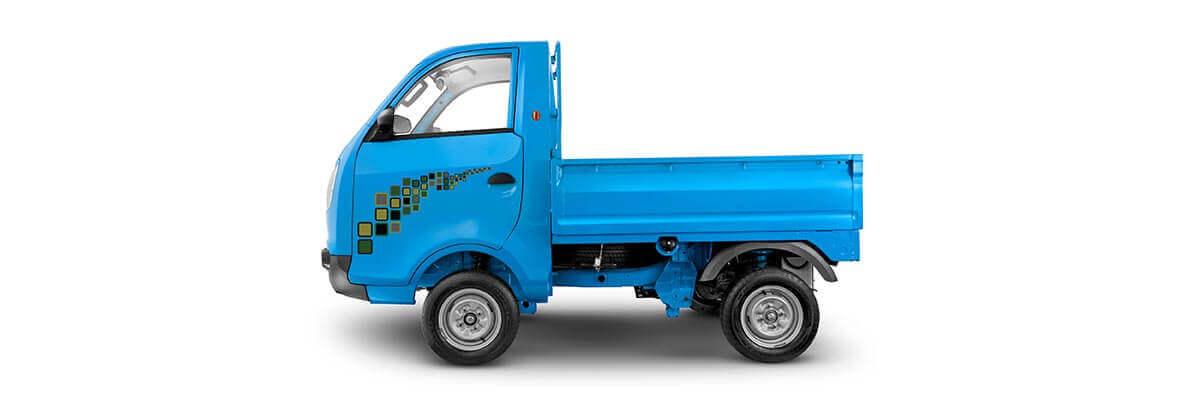 Tata Ace zip blue colour