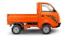 Tata Ace Zip Sunrise Orange