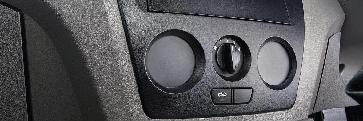 Tata Super Ace AC condenser