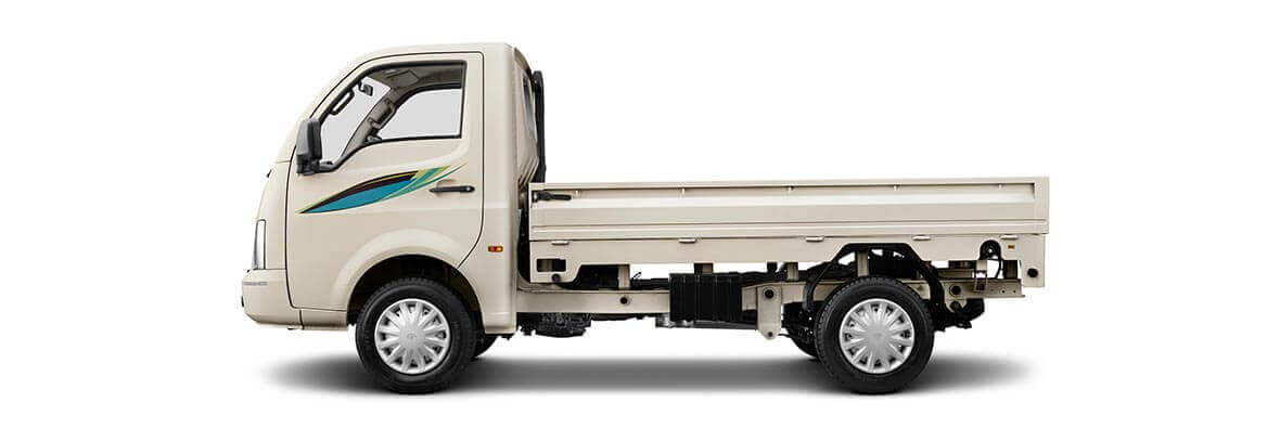 Tata Super Ace Gallery Flat Side View