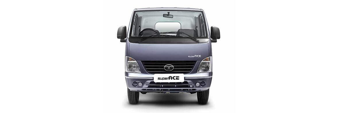 Tata Super Ace Mint Front Side