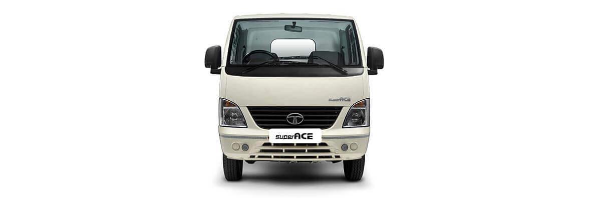 Tata Ace Ivory White