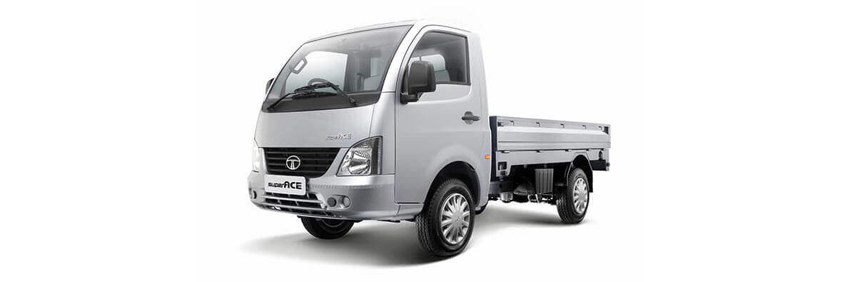 Tata Ace Superace LH Flat view