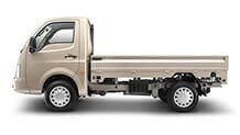 Tata Ace Superace Gold Flat side view