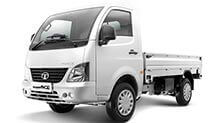 Tata Super Ace Artic White LH Side
