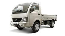 Tata Super Ace Ivory White Lh View
