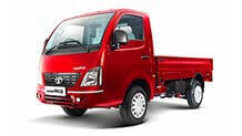 Tata Super Ace Lh View Blazing Red