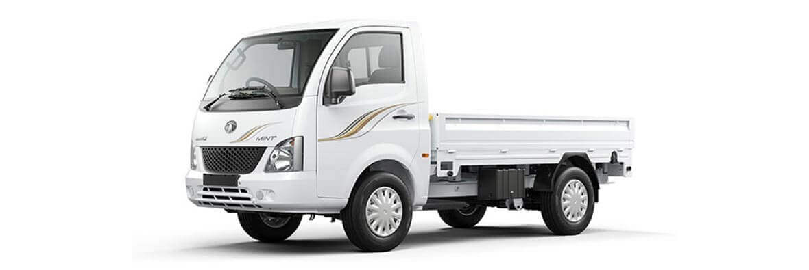 Tata Ace Superace Mint Flat Side view
