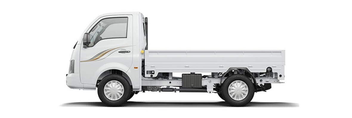 Tata Super Ace Mint Artic White
