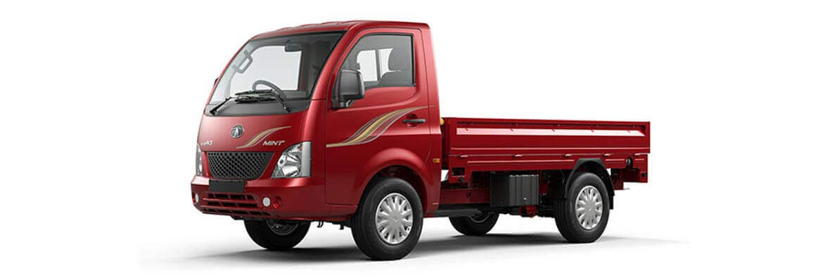 Tata Ace Superace Mint Blazing red Flat view