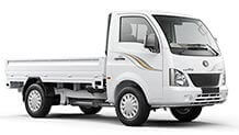 Tata Super Ace artic White