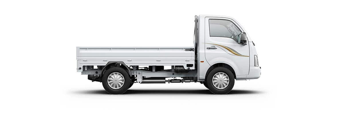 Tata Super Ace Mint Arctic White