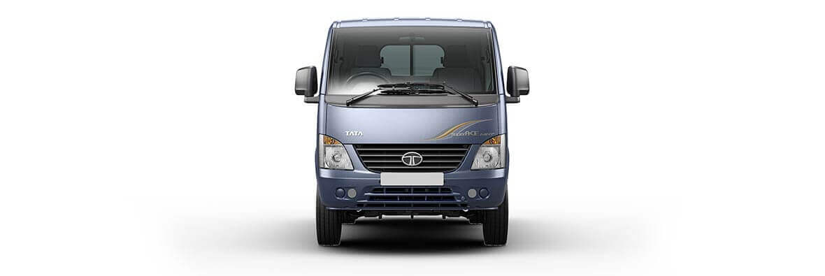 Tata Super Ace Mint Castle Grey