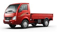 Tata Super Ace Mint Blazing red