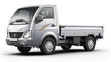 Super Ace Meteor Silver Truck