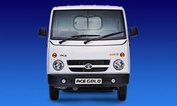 Tata Ace Gold rugged features